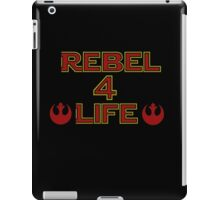Rebel Alliance: Rebel 4 life iPad Case/Skin