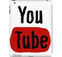 YouTube iPad Case/Skin