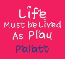 ╚»★Plato's Motivational Quote Clothing & Stickers & Cases & Tote Bags & Home Decor & Stationary★«╝ by Fantabulous