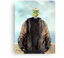 "Jason Vorhees in ""The Son of a Man"" Canvas Print"