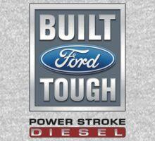 Built Ford Tough PowerStroke Diesel Kids Tee
