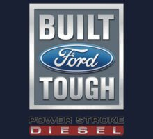 Built Ford Tough PowerStroke Diesel One Piece - Long Sleeve