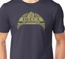 Decca Label 1929 Unisex T-Shirt