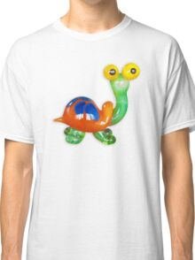 Funny turtle Classic T-Shirt