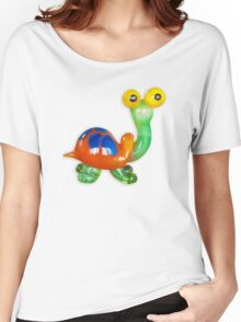Funny turtle Women's Relaxed Fit T-Shirt