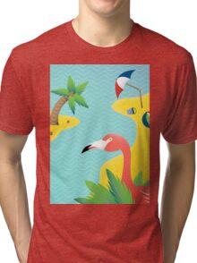 Lagoona Tri-blend T-Shirt