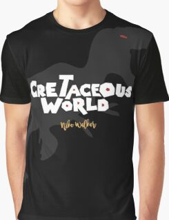 Cretaceous World - Aviary EXT Graphic T-Shirt