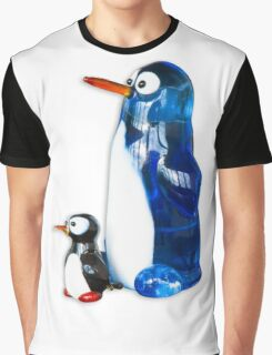 Two penguins Graphic T-Shirt