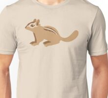 Chipmunk Unisex T-Shirt