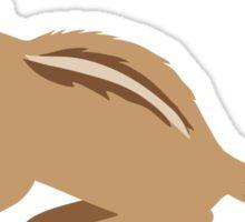 Chipmunk Sticker