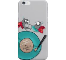 Rock'n'roll ladybirds iPhone Case/Skin