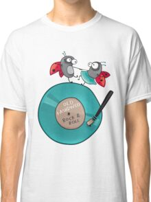 Rock'n'roll ladybirds Classic T-Shirt