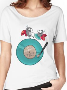 Rock'n'roll ladybirds Women's Relaxed Fit T-Shirt