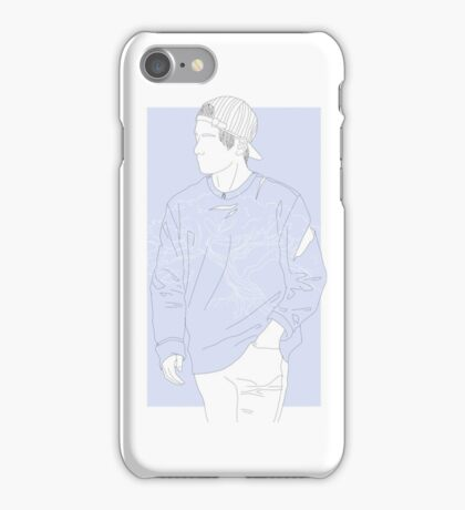 Taehyung Bonsai iPhone Case/Skin
