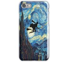 The Starry Night Harry Potter night iPhone Case/Skin