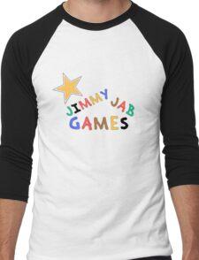 Jimmy Jab Games Men's Baseball ¾ T-Shirt