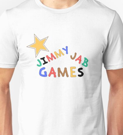 Jimmy Jab Games Unisex T-Shirt