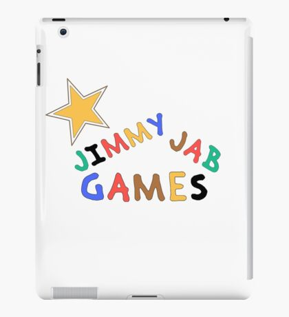 Jimmy Jab Games iPad Case/Skin
