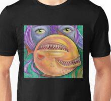 orange fish Unisex T-Shirt