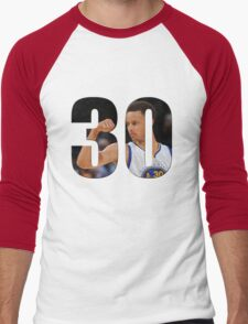 Stephen Curry Men's Baseball ¾ T-Shirt