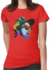 VR46 Womens Fitted T-Shirt