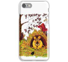 Happy home colour iPhone Case/Skin