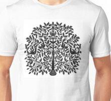 Oak Papercut Unisex T-Shirt