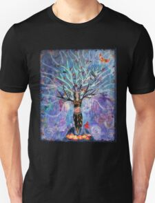 The goddess tree Unisex T-Shirt