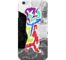 Sad Alien Boy iPhone Case/Skin