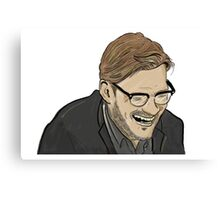 The Boss - Jurgen Klopp - LFC - The Normal One Canvas Print