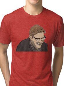 The Boss - Jurgen Klopp - LFC - The Normal One Tri-blend T-Shirt
