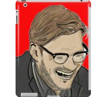 The Boss - Jurgen Klopp - LFC - The Normal One iPad Case/Skin