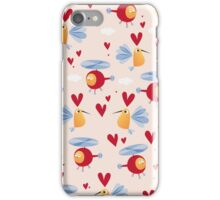 Love hurts iPhone Case/Skin
