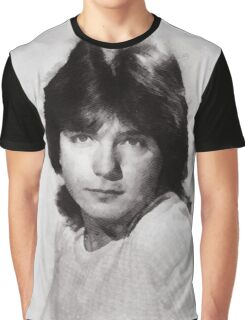 David Cassidy by John Springfield Graphic T-Shirt