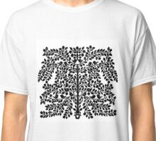 Apple Tree Papercut Classic T-Shirt