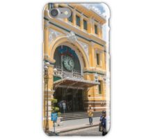 General Post Office Saigon Vietnam iPhone Case/Skin