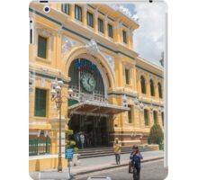 General Post Office Saigon Vietnam iPad Case/Skin