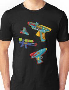 Water gun pattern Unisex T-Shirt