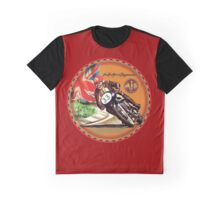 AJS vintage motorcycles england Graphic T-Shirt