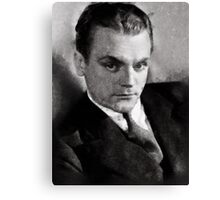 James Cagney by John Springfield Canvas Print