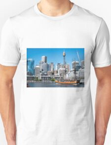 Darling Harbour Sydney Australia Unisex T-Shirt