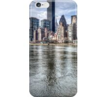 East River Manhattan iPhone Case/Skin