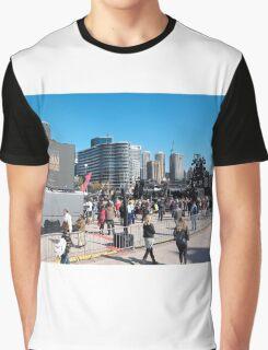 Mad Max Fury Road Sydney Graphic T-Shirt