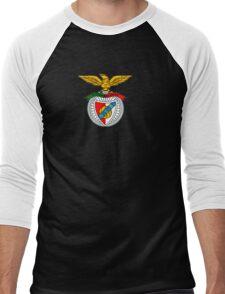 benfica 1 Men's Baseball ¾ T-Shirt