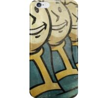 fallout 4 boy iPhone Case/Skin