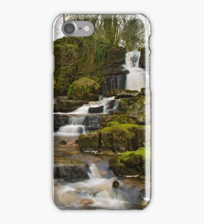 Long Fall Yorkshire Dales iPhone Case/Skin