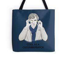 Cool As A Cucumberbatch Tote Bag