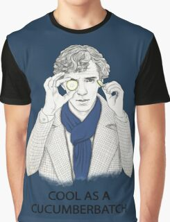 Cool As A Cucumberbatch Graphic T-Shirt