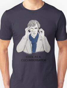 Cool As A Cucumberbatch T-Shirt