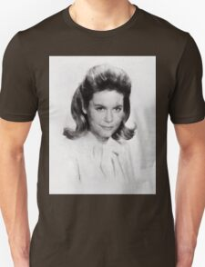 Elizabeth Montgomery by John Springfield Unisex T-Shirt